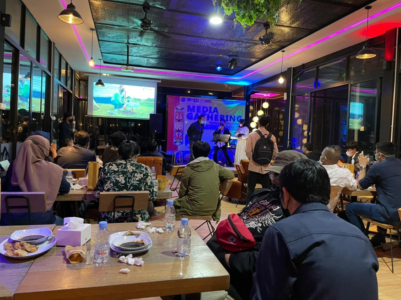 PPKM Level 4 di Tarakan, THM & Karaoke Tutup Total