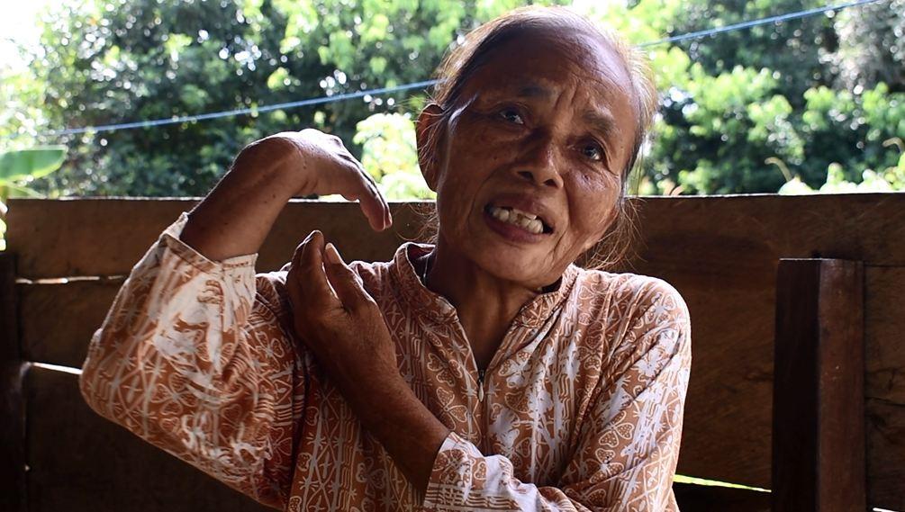 Ibu Johana Ukur Kemiskinan Berdasarkan Minimnya Infrastruktur Desa