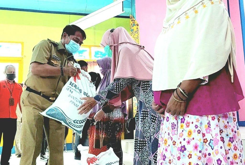 Gubernur Kaltara Ajak Perusahaan di Bunyu bantu Masyarakat Jaga Kesehatan