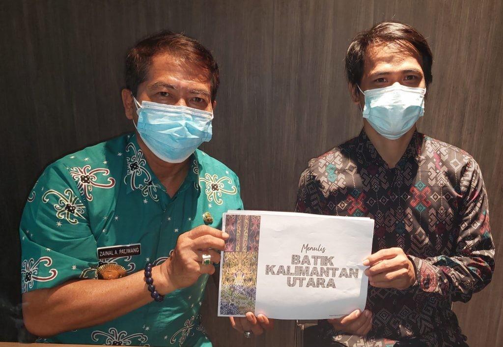 Gubernur Minta Buku Batik Kaltara Ditargetkan Selesai Sebelum 25 Oktober
