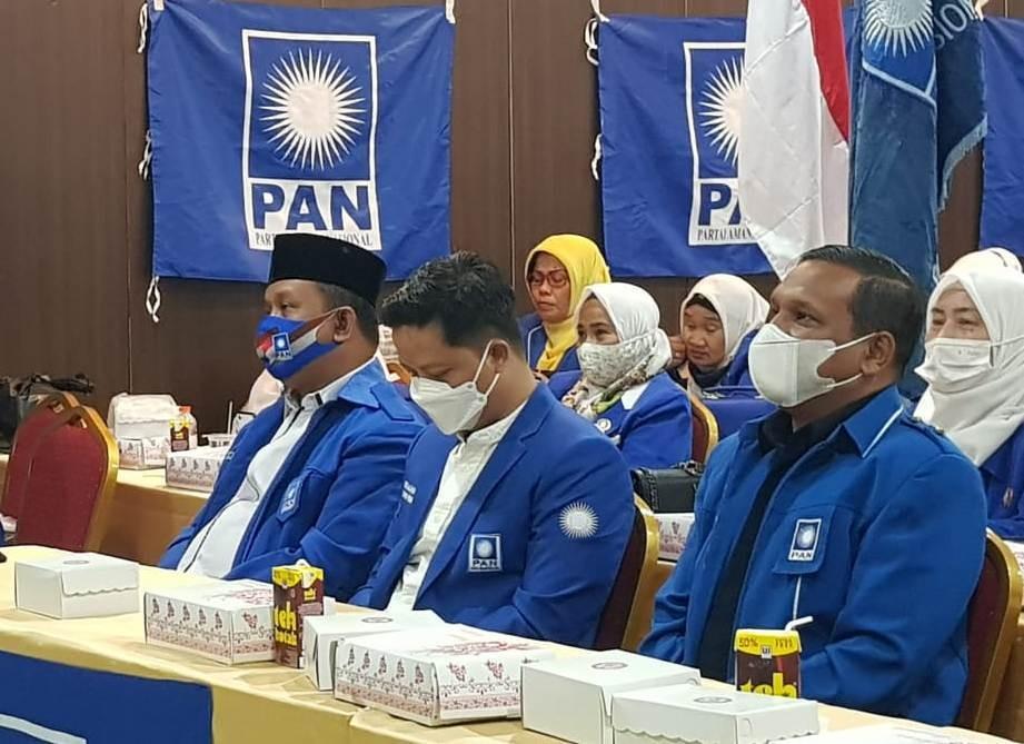 Musda PAN Kaltara di 5 Kabupaten Kota Bentuk Tim Formatur dan Siap Susun Struktur Kepengurusan