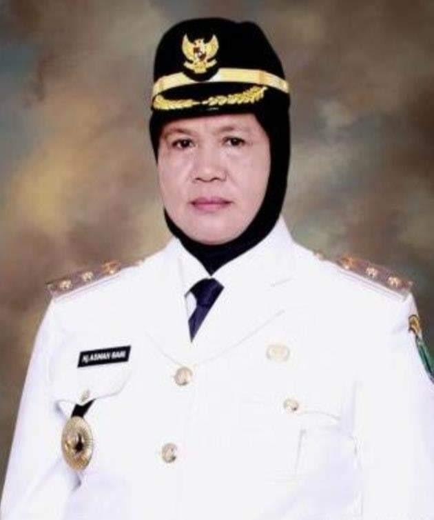 Kaltara Berduka, Mantan Wakil Bupati Nunukan Hj. Asmah Gani Meninggal Dunia