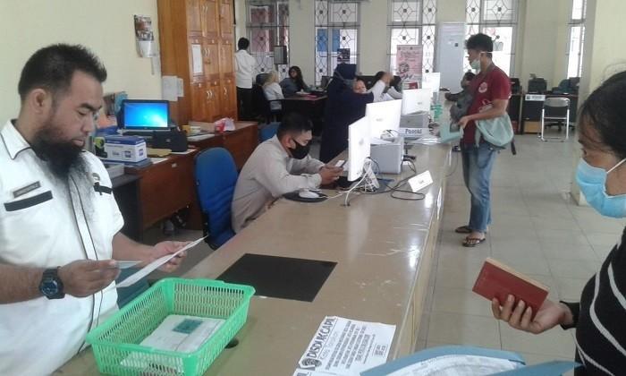 Program Pak Baskom Pindah ke MPP   Tarakan TV