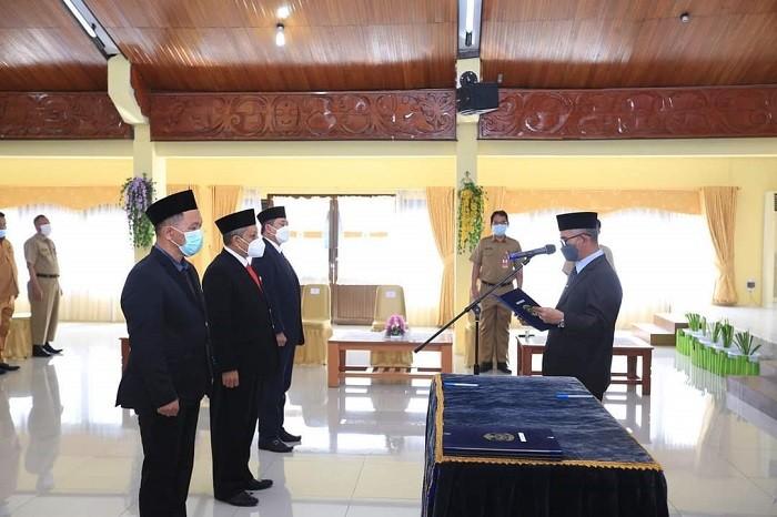 Hamid Amren Jabat Dewan Pengawas RSU Kota Tarakan | Tarakan TV