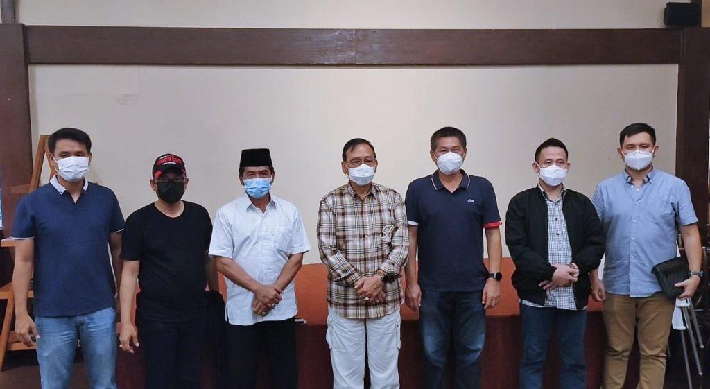 Temui Gubernur, Anggota DPR dan DPD RI Samakan Persepi Membangun Kaltara