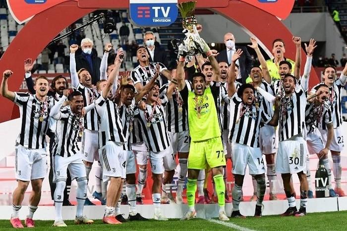 Kunci Keberhasilan Juventus Juara Coppa Italia: Main seperti Atalanta | Tarakan TV