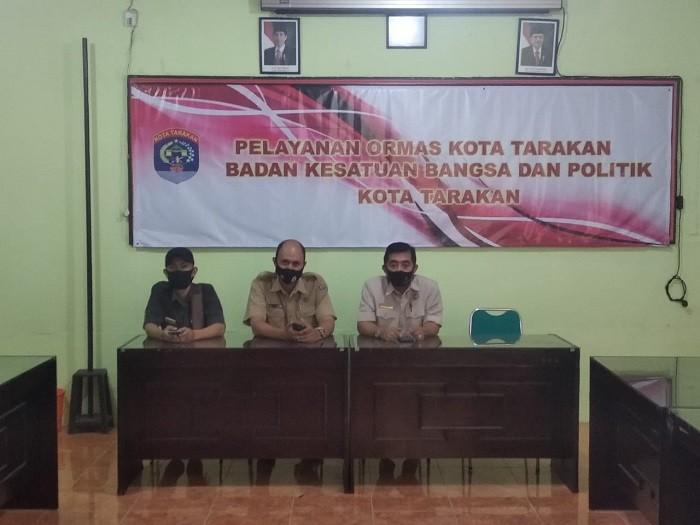 Kesbangpol Buka Pelayanan Pendaftaran Ormas | Tarakan TV