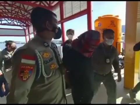 Pelaku Perampokan dan Penikaman Di Nu Store Market Dibekuk Aparat Kepolisian