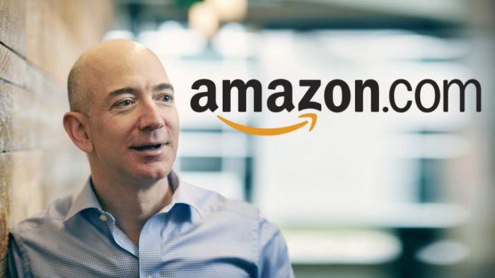 Bos Amazon Temukan Mesin Apollo 11 tercanggih di dunia