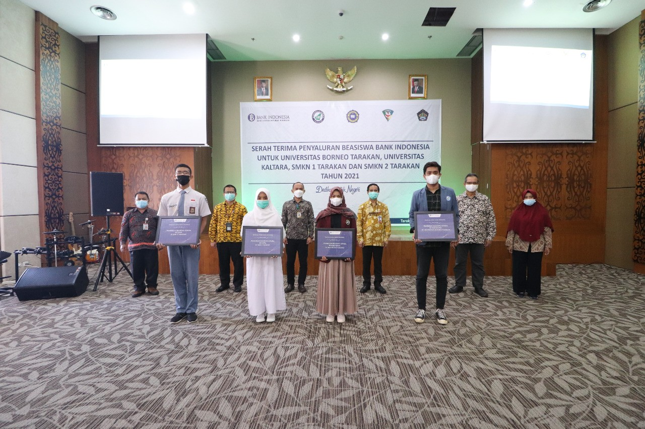 BI Kaltara Siapkan Total 1,5 M Beasiswa Bagi Pelajar & Mahasiswa